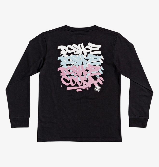 Triple Threat - Long Sleeve T-Shirt  EDBZT03398