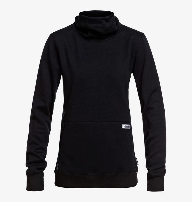 Veneer - Technical Cowl Neck Fleece  EDJFT03062