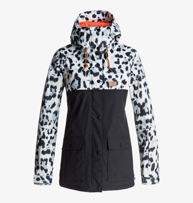 0 Cruiser - Snow Jacke für Frauen Weiss EDJTJ03028 DC Shoes