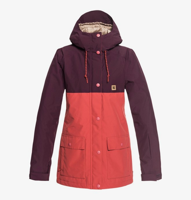 Cruiser - Parka Snow Jacket for Women  EDJTJ03036