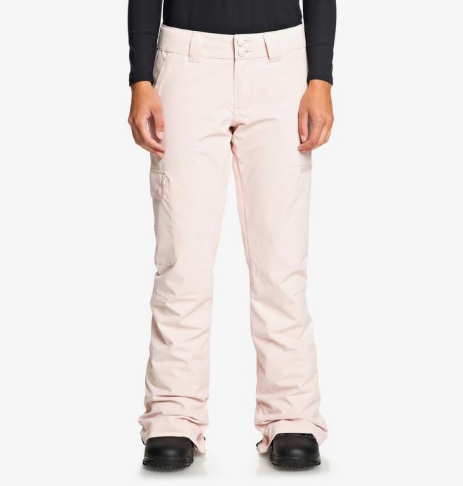 0 Recruit - Snow Pants Pink EDJTP03024 DC Shoes