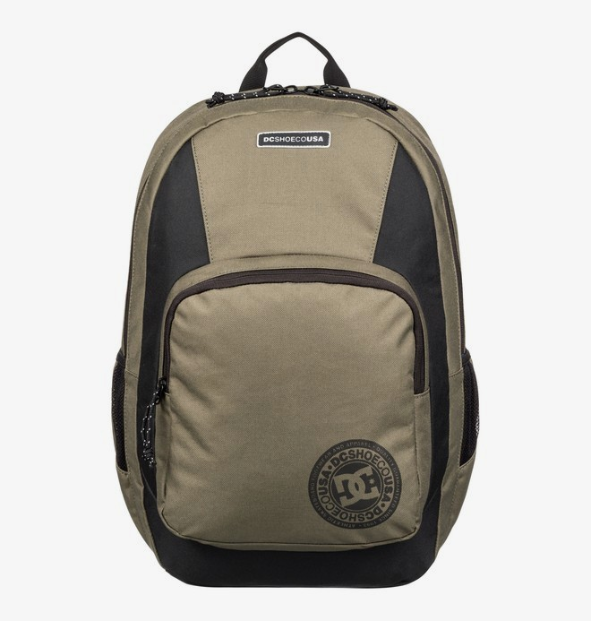 0 The Locker 23L - Medium Rugzak Brown EDYBP03176 DC Shoes