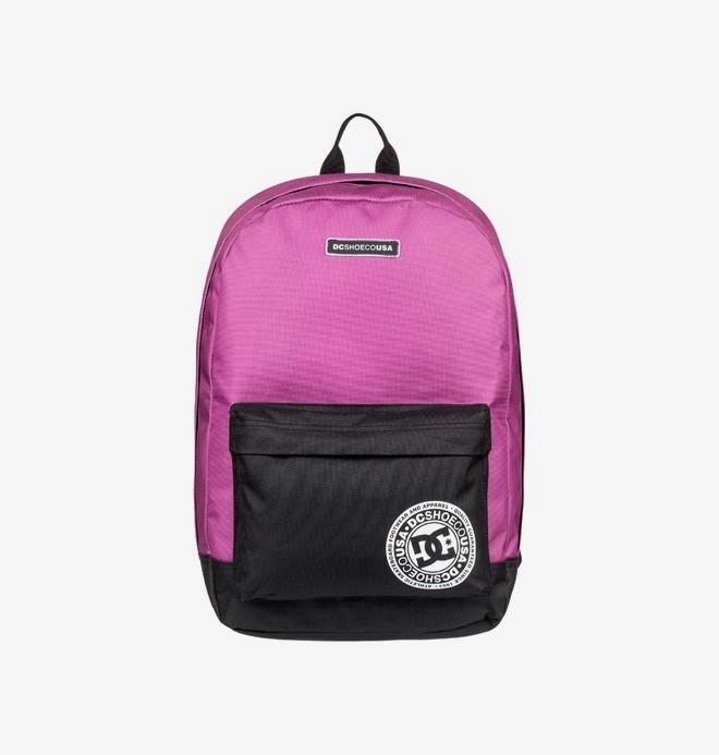0 Backstack 18.5L - Medium Backpack Pink EDYBP03179 DC Shoes