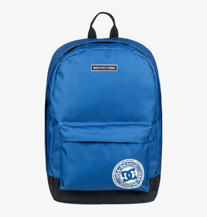 0 Backstack 18.5L - Medium Backpack Blue EDYBP03180 DC Shoes