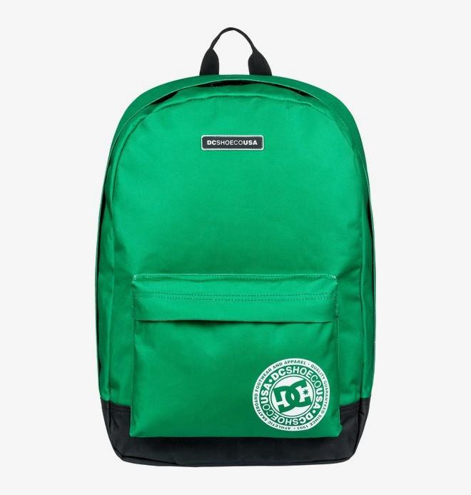 0 Backstack 18.5L - Medium Backpack Green EDYBP03180 DC Shoes