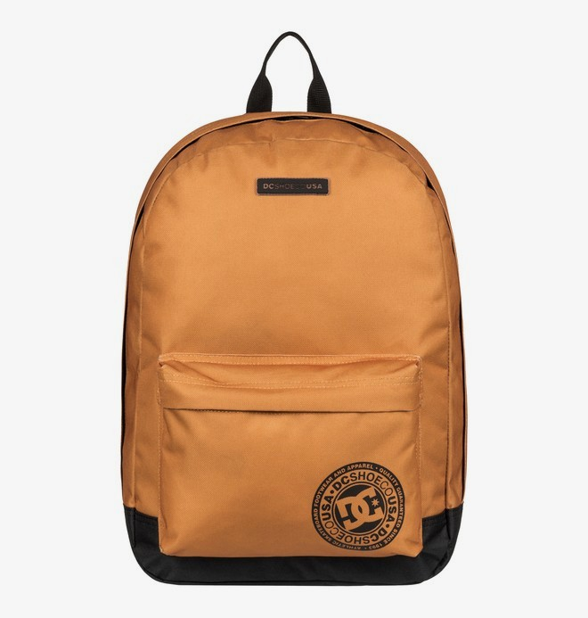 0 Backstack 18.5L - Medium Backpack Orange EDYBP03180 DC Shoes