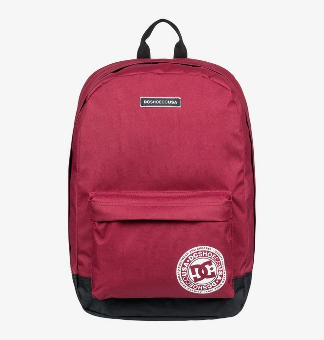 0 Backstack 18.5L - Medium Backpack Red EDYBP03180 DC Shoes