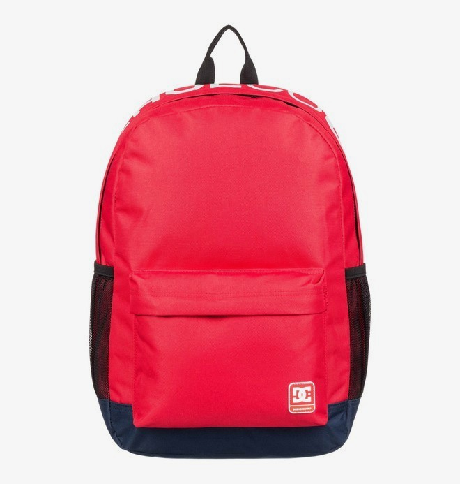 0 Backsider 18.5L - Medium Rugzak voor Heren Red EDYBP03201 DC Shoes