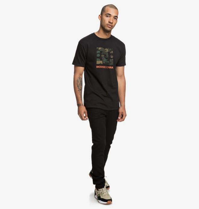 Worker Black - Slim Fit Jeans for Men  EDYDP03383