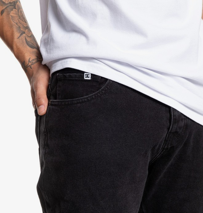 Worker - Relaxed Fit Jeans for Men  EDYDP03403