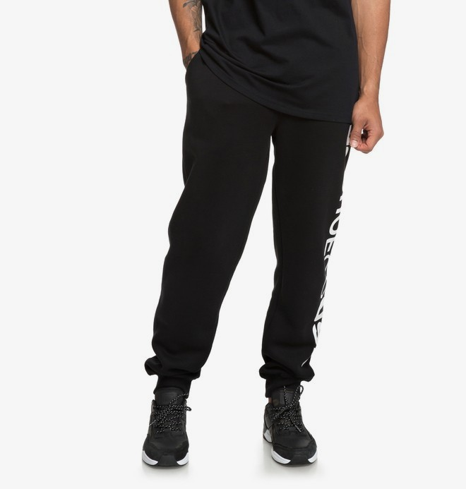 0 Clewiston - Joggers for Men Black EDYFB03052 DC Shoes