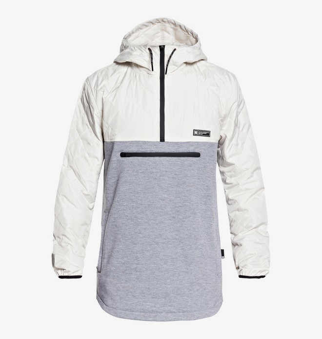 Barricade - Technical Half-Zip Hoodie for Men  EDYFT03362