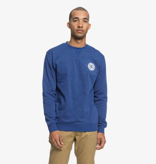 0 Rebel - Sweatshirt pour Homme  EDYFT03392 DC Shoes