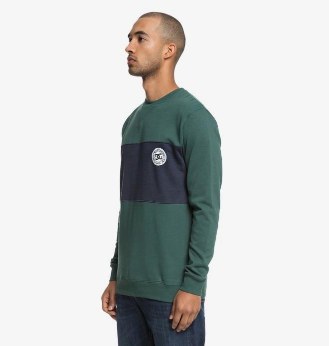Rebel Block Sweatshirt pour Homme