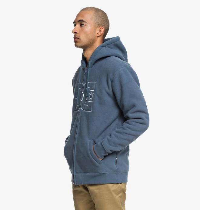 New Star Sherpa - Zip-Up Hoodie for Men EDYFT03399