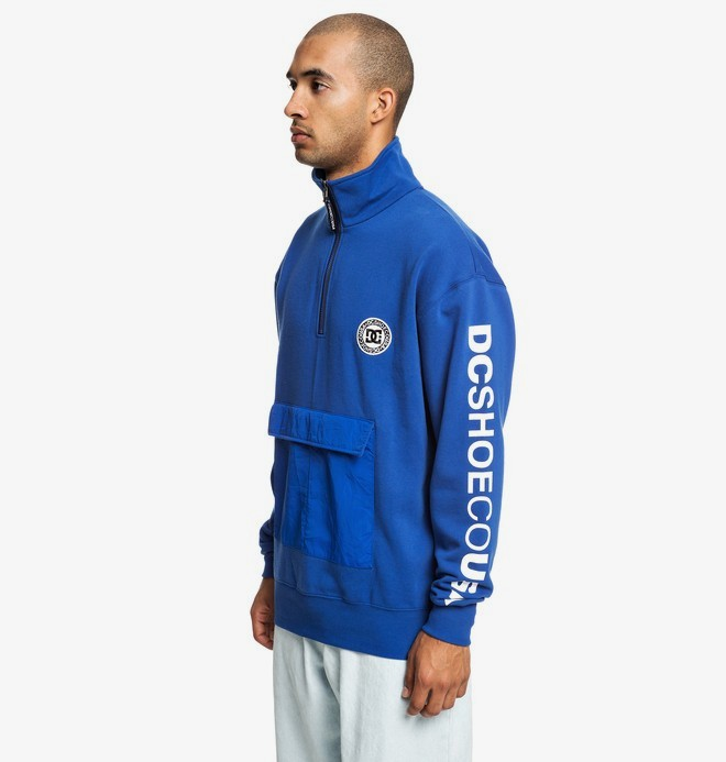 Simmons - Half-Zip Mock Neck Sweatshirt for Men  EDYFT03421