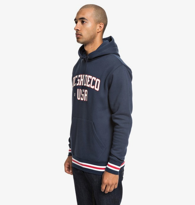 0 Glenridge - Sweat à capuche pour Homme Bleu EDYFT03428 DC Shoes