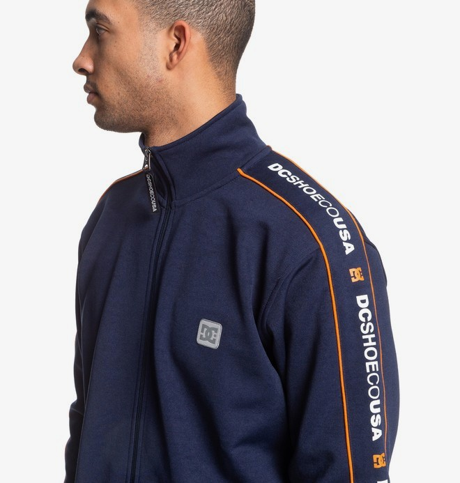 Westover - Zip-Up Half Neck Track Top for Men  EDYFT03472