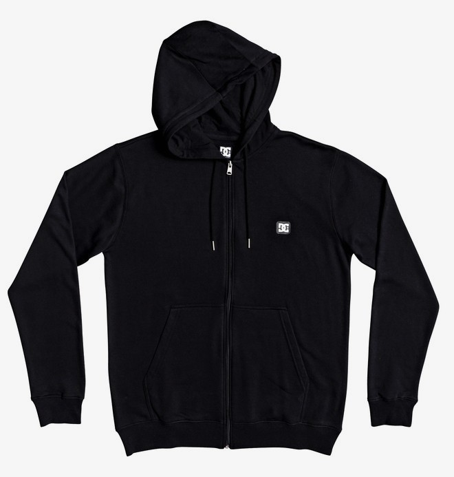 Rebel - Zip-Up Hoodie  EDYFT03492