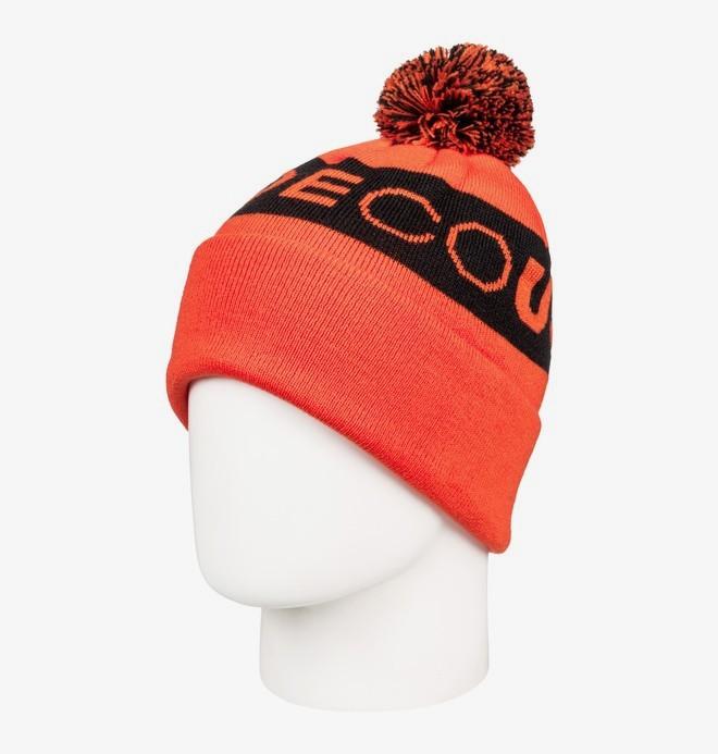 0 Chester - Beanie for Men Orange EDYHA03079 DC Shoes