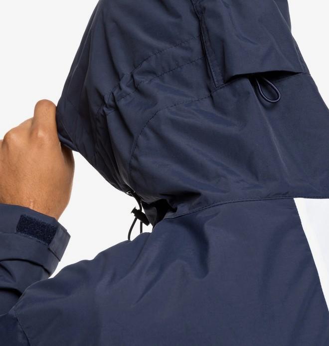 Conbren - Waterproof Hooded Anorak for Men  EDYJK03188