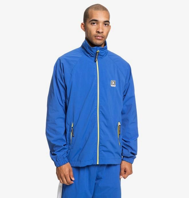 Welwyn - Water-Resistant Track Jacket for Men  EDYJK03190