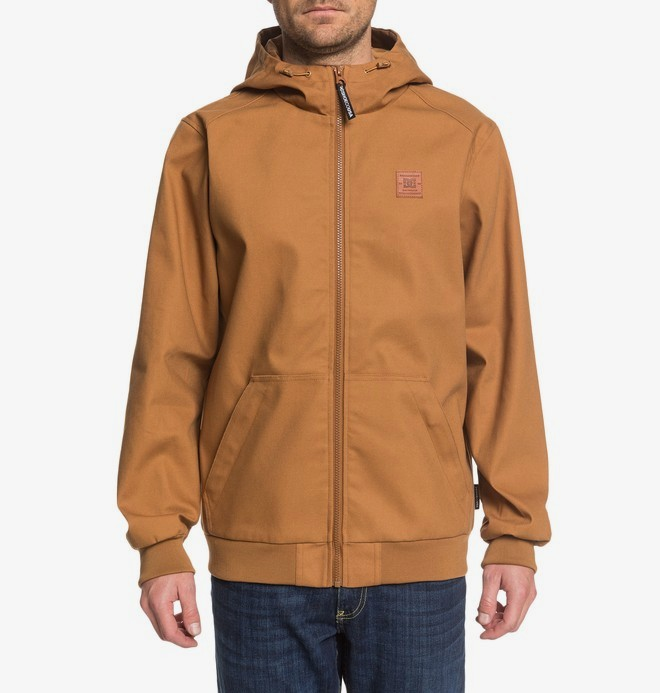 Ellis - Water-Resistant Hooded Jacket  EDYJK03223