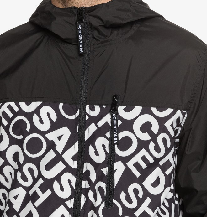 Dagup - Packable Water-Resistant Windbreaker  EDYJK03228
