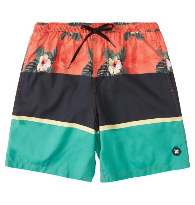 "Mega Rush 18"" - Swim Shorts for Men  EDYJV03027"