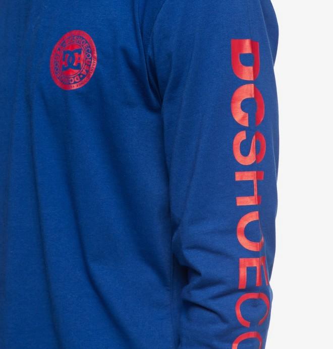 Rellin - Long Sleeve Hooded T-Shirt for Men  EDYKT03418