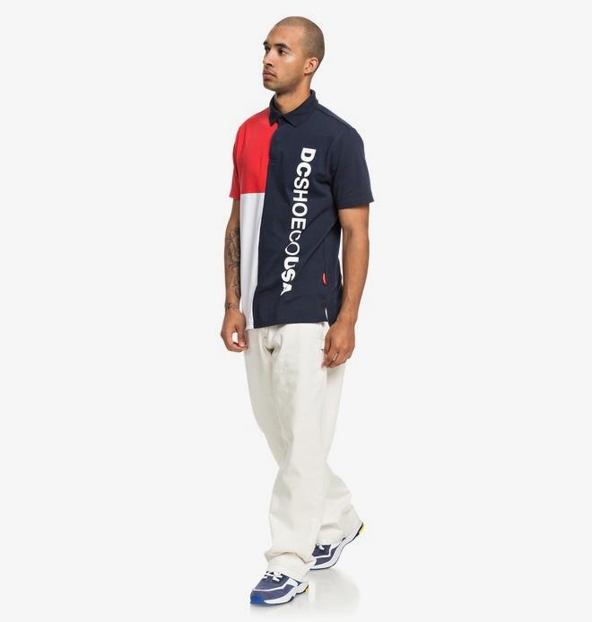 Mawson - Short Sleeve Polo Shirt for Men  EDYKT03447