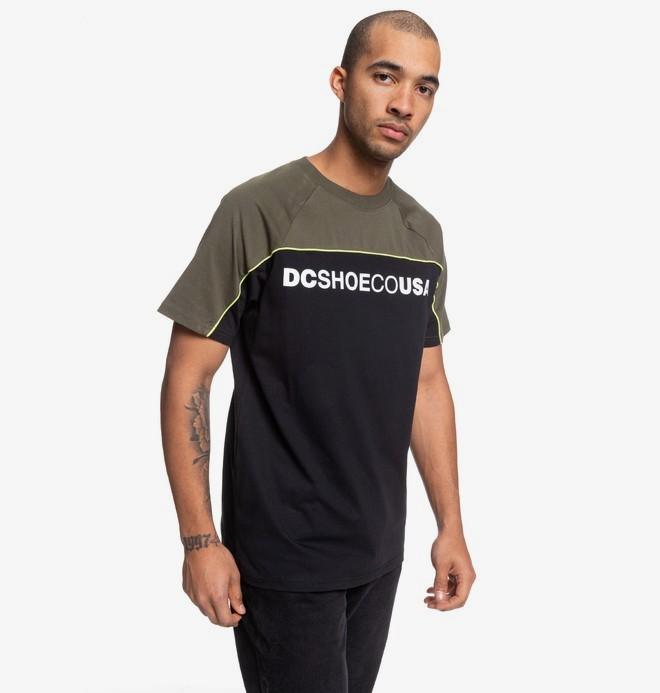 0 Brookledge - T-shirt pour Homme Noir EDYKT03464 DC Shoes