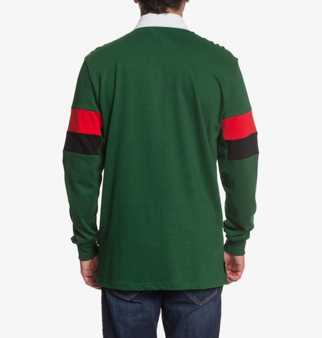 Dinsmore - Long Sleeve Polo Shirt for Men  EDYKT03487