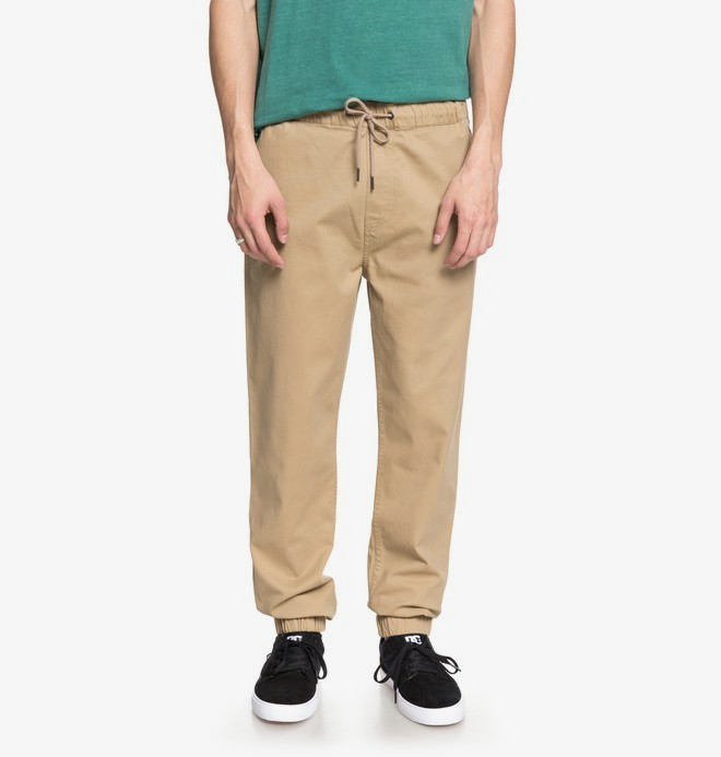 0 Blamedale - Chino Joggers for Men Brown EDYNP03121 DC Shoes