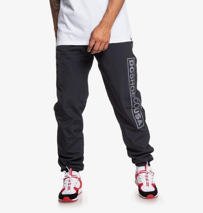 0 Ah Bon - Pantalón de Chándal para Hombre Negro EDYNP03156 DC Shoes