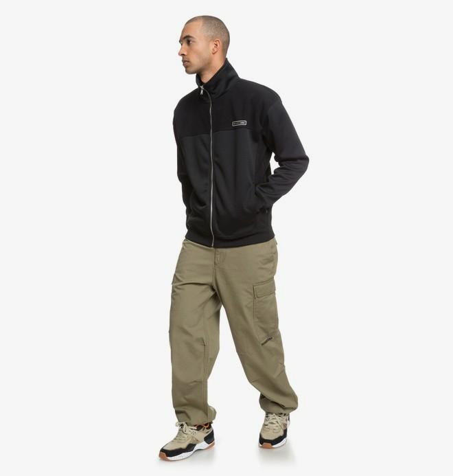 Eaglemount Mock - Zip-Up Mock Neck Sweatshirt for Men  EDYPF03024