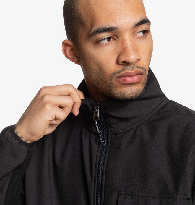 Channing Mock - Zip-Up Mock Neck Fleece for Men  EDYPF03032