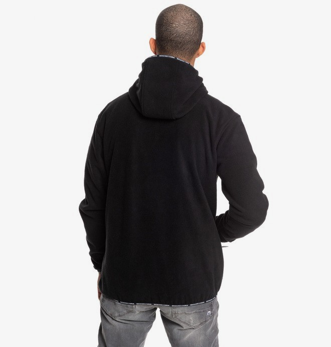 Shepton - Hooded Zip-Up Fleece for Men  EDYPF03034