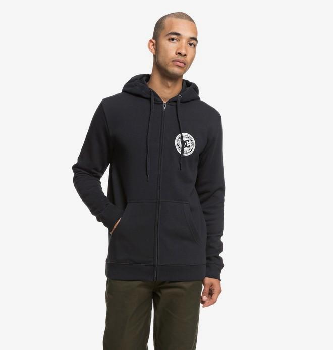 Circle Star - Zip-Up Hoodie for Men  EDYSF03174