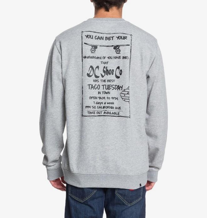 Taco Tuesday - Sweatshirt  EDYSF03231