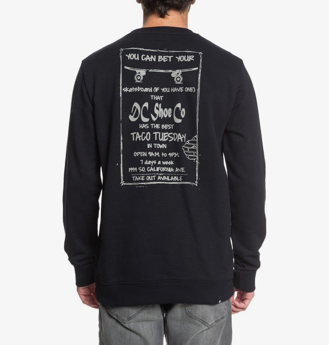 Taco Tuesday - Sweatshirt  EDYSF03231