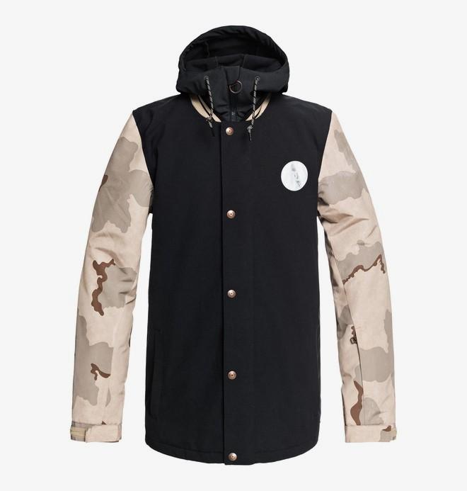 DCLA - Snowboard Jacket for Men  EDYTJ03069