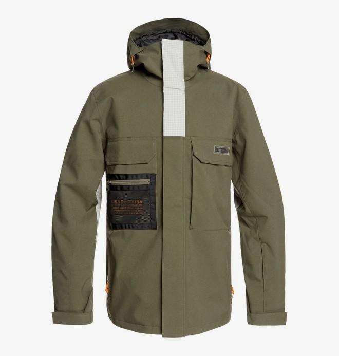 Defiant - Snow Jacket EDYTJ03088