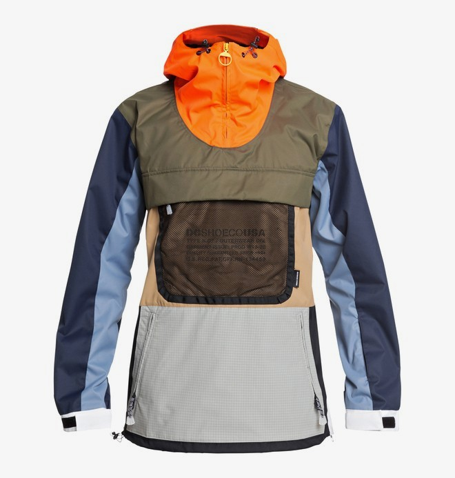 Asap Anorak - Packable Snow Jacket  EDYTJ03097