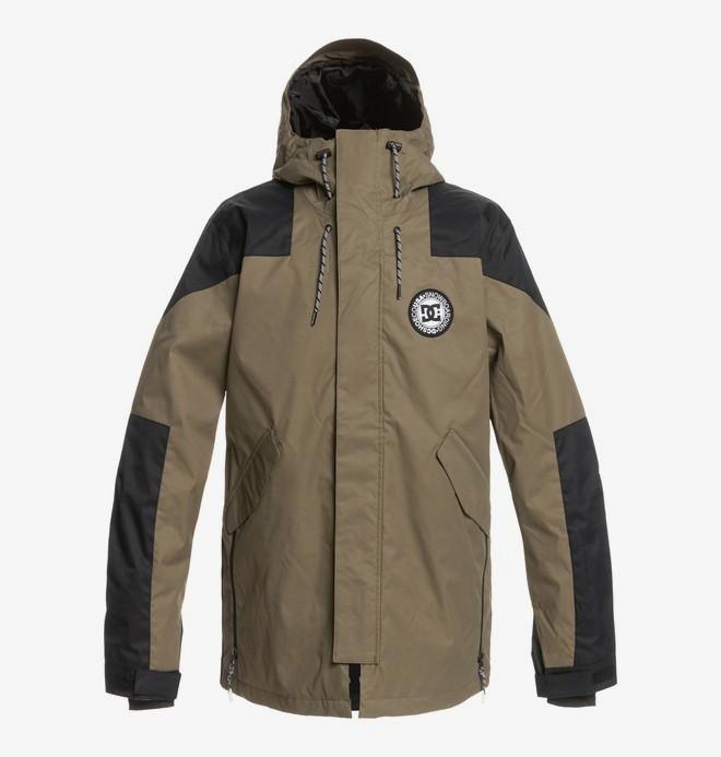 Mozine Jacket - Snowboard Jacket for Men  EDYTJ03104