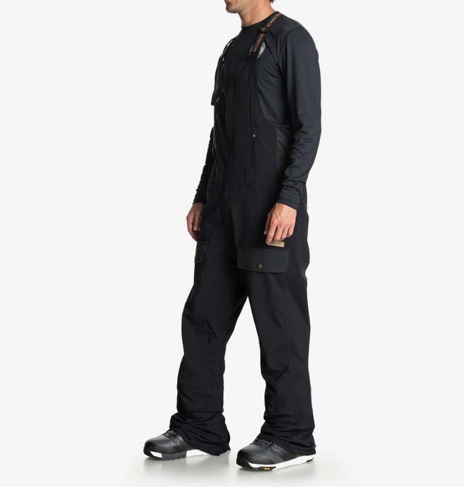 Platoon - Shell Snow Bib Pants for Men  EDYTP03031