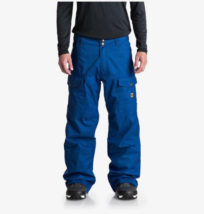 0 Code - Shell-Schneehose für Männer Violett EDYTP03035 DC Shoes