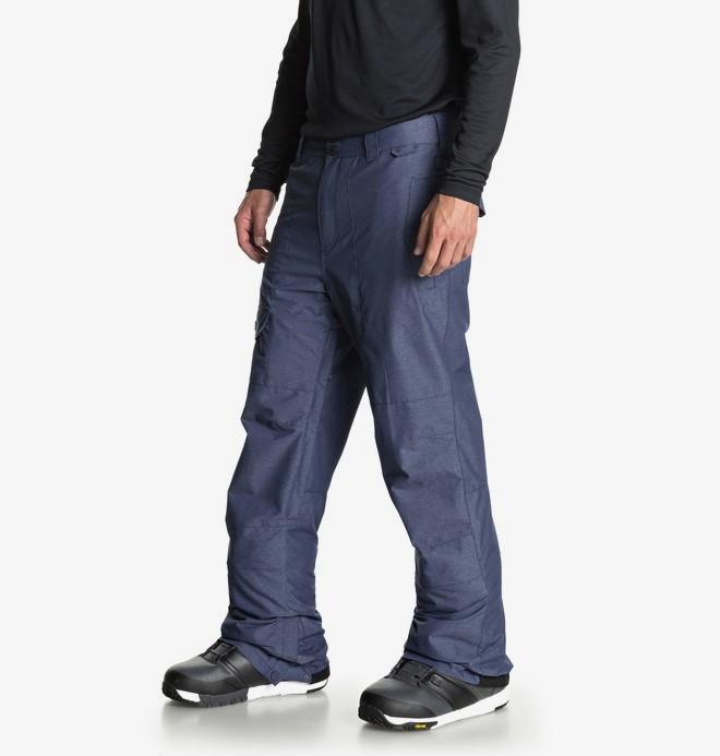 Dealer - Shell Snow Pants for Men  EDYTP03039