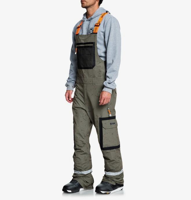 Revival - Snow Bib Pants  EDYTP03040