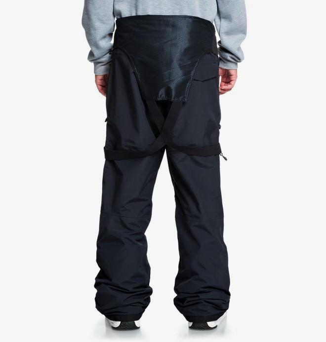 DC Shoes - Packable Snow Bib Pants  EDYTP03049